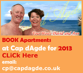 Apartments at Cap dAgde