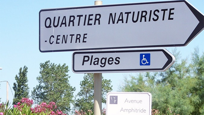 Some tips and advice for visiting cap d 39 agde for Piscine paris naturiste