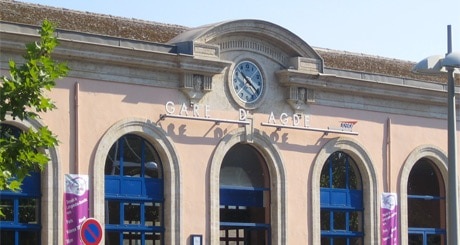 agde station