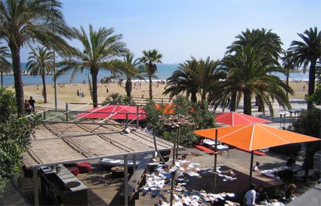 Seaview in Barca