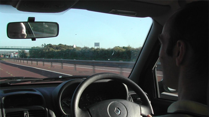 Driving to Cap d'Agde in August