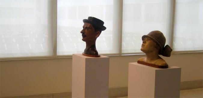 Montpellier museum bodies