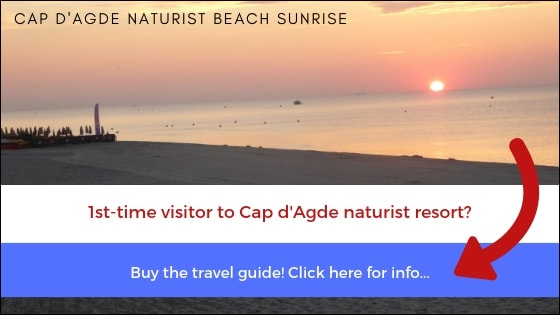 Visitors guide for Cap d'Agde naturist resort